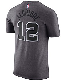Nike Men's LaMarcus Aldridge San Antonio Spurs Name & Number Player T-Shirt