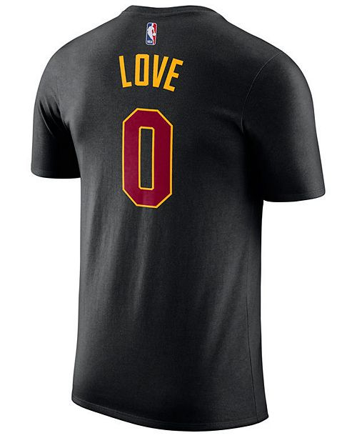 dc56091a7 ... T-Shirt; Nike Men's Kevin Love Cleveland Cavaliers Name & Number Player  ...