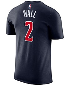 Men's John Wall Washington Wizards Name & Number Player T-Shirt