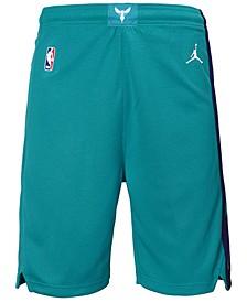 Charlotte Hornets Icon Swingman Shorts, Big Boys (8-20)