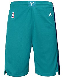 Nike Charlotte Hornets Icon Swingman Shorts, Big Boys (8-20)