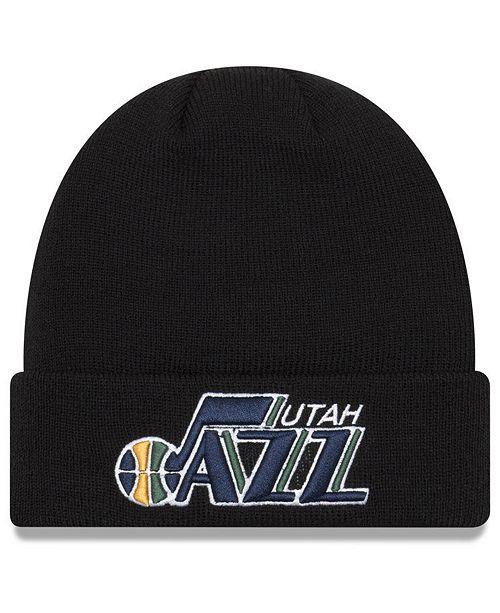 New Era Utah Jazz Breakaway Knit Hat - Sports Fan Shop By Lids - Men ... a8a90ab3a72