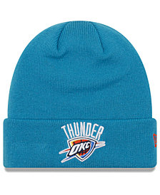 New Era Oklahoma City Thunder Breakaway Knit Hat