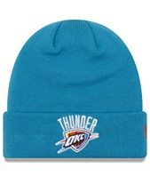 separation shoes f63ed bbcb5 New Era Oklahoma City Thunder Breakaway Knit Hat