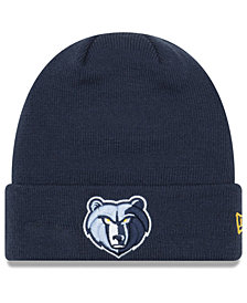 New Era Memphis Grizzlies Breakaway Knit Hat