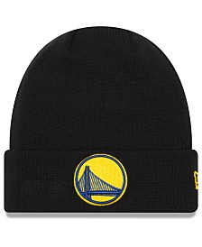 New Era Golden State Warriors Breakaway Knit Hat