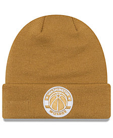 New Era Washington Wizards Fall Time Cuff Knit Hat