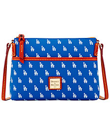 Dooney & Bourke Los Angeles Dodgers Ginger Crossbody
