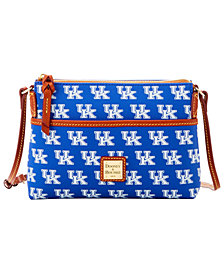 Dooney & Bourke Kentucky Wildcats Ginger Crossbody
