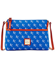 Dooney & Bourke Kansas City Royals Ginger Crossbody