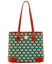 Dooney & Bourke Green Bay Packers Richmond Shopper