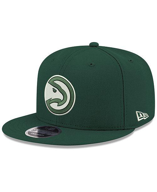 discount 5586c c351d ... ireland new era. atlanta hawks fall dubs 9fifty snapback cap. be the  first to