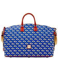 Dooney & Bourke Baltimore Ravens Weekender