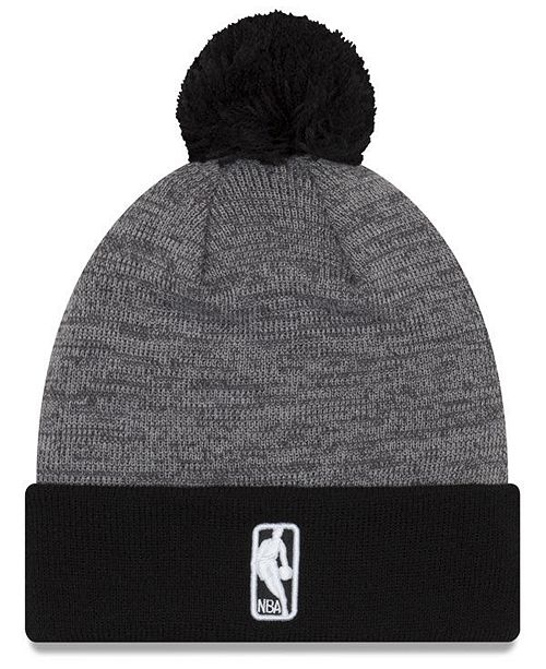 New Era Houston Rockets Pin Pom Knit Hat - Sports Fan Shop By Lids ... 3848c17e840
