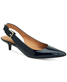 Calvin Klein Women's Luka Pumps, Created For Macy's