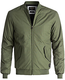 Quiksilver Men's Ogoki Full-Zip Bomber