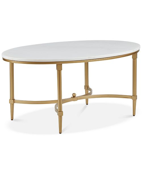 Madison Park Signature Brenan Coffee Table, Quick Ship