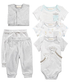 First Impressions Cardigan, Bodysuits & Pants, Baby Boys, Created for Macy's