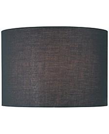 "16"" Fabric Drum Lamp Shade"