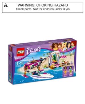 Lego Friends Andreas Speedboat Transporter