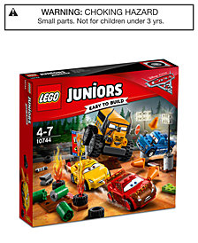 LEGO® 191-Pc. Juniors Thunder Hollow Crazy 8 Race 10744