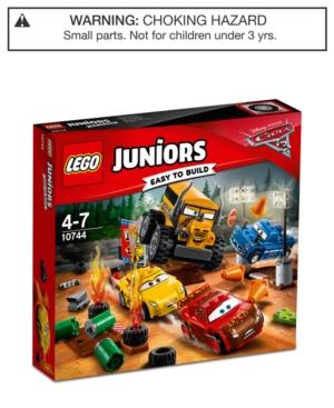 Lego 191Pc Juniors Thunder Hollow Crazy 8 Race