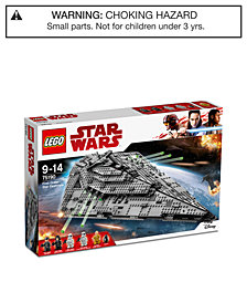 LEGO® 1416-Pc. Star Wars First Order Star Destroyer™ 75190