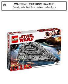 LEGO® 1416-Pc. Star Wars First Order Star Destroyer™ 75190