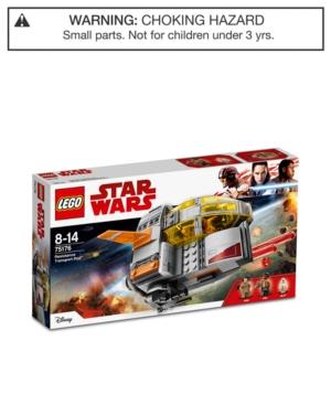 Lego 294Pc Star Wars Resistance Transport Pod 75176