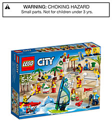 LEGO® City 169-Pc. Fun at the Beach People Pack 	60153