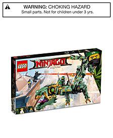 LEGO® 544-Pc. Ninjago Green Ninja Mech Dragon Set 70612