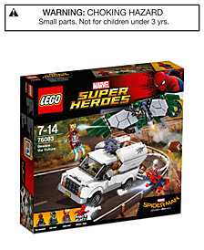 LEGO® 375-Pc. Super Heroes Beware the Vulture Set 76083