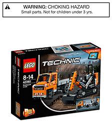 LEGO® 365-Pc. Technic Roadwork Crew Set 42060