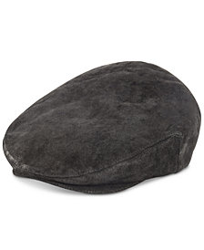 Stetson Men's Weathered Leather Ivy Hat