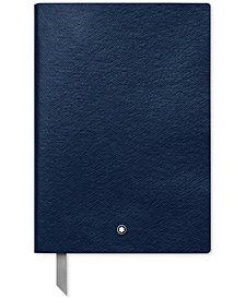Montblanc Fine Stationery Indigo Notebook