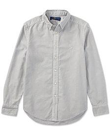 Ralph Lauren Cotton Oxford Shirt, Big Boys