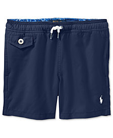 Ralph Lauren Swim Trunks, Little Boys