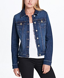 Cotton Denim Jacket, Created for Macy's