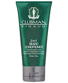 Clubman 2 in 1 Beard Conditioner, 3-oz., from PUREBEAUTY Salon & Spa