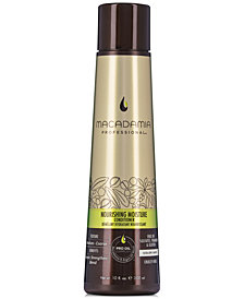 Macadamia Nourishing Moisture Conditioner 10-oz., from PUREBEAUTY Salon & Spa