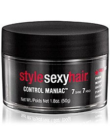 Style Sexy Hair Control Maniac, 1.8-oz., from PUREBEAUTY Salon & Spa