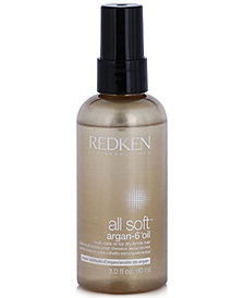 Redken All Soft Argan-6 Oil, from PUREBEAUTY Salon & Spa