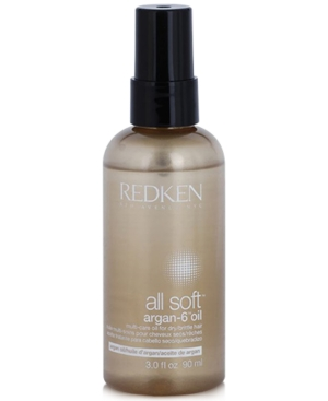 Image of Redken All Soft Argan-6 Oil, from Purebeauty Salon & Spa