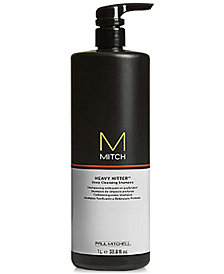 Paul Mitchell Mitch Heavy Hitter Deep Cleansing Shampoo, 33.8-oz., from PUREBEAUTY Salon & Spa