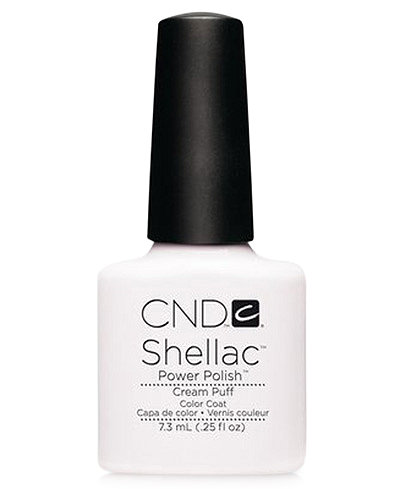 Creative Nail Design Shellac Nail Polish, from PUREBEAUTY Salon & Spa