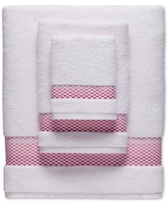 Rain Cotton Dobby Washcloth