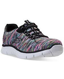 SKECHERS Performance On The Go - Mist Casual Shoes Women's size 6 Navy