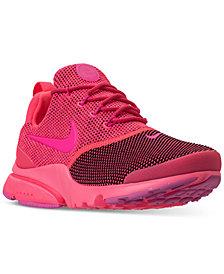 Nike Women\u0027s Presto Ultra SE Running Sneakers from Finish Line