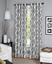 """Elrene Linen Luna 52""""x 95"""" Panel"""