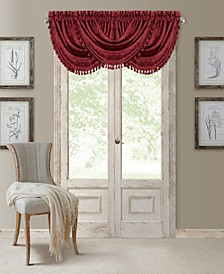 "Antonia 52"" x 36"" Blackout Window Valance"